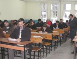 Sınavlar 21 Haziran'da Başlıyor
