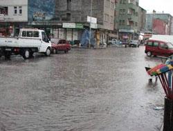 Karsta Etkili Yağmur