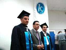 KAÜ'de Kep Töreni