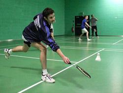 Badminton Antrenörlük Kursu Açıldı