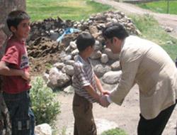 Köy Çocuklarına Tatil Hediyesi