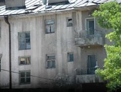 Bakımsız Binalar Kötü Gösteriyor