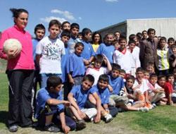 Yaz Spor Okulu Açıldı