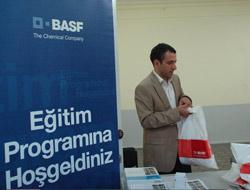 BASF Ürünlerini Tanıttı