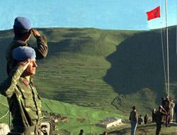 Atatürk Silueti Damal Görüldü