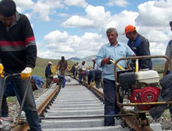 Demiryolumuz Yenileniyor