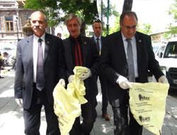 Belediye'den temizlik kampanyası