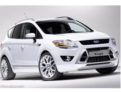 Yeni Ford Kuga Kars'ta
