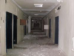Eski Hastane Talan Ediliyor