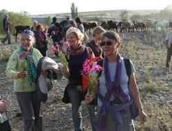 Eko Turistler Kars'ta