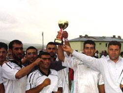 Şampiyon Digor Gençlikspor