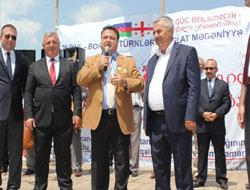 Türksoy'a Avrasya Hizmet Nişanı