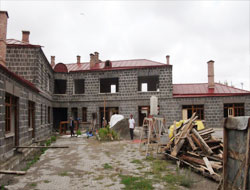 Asırlık bina restore ediliyor
