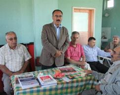 CHP'ye toplu üye kaydı
