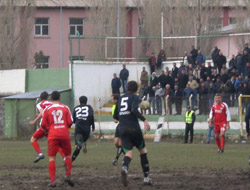Karsspor : 1 Ç.Belediye : 0
