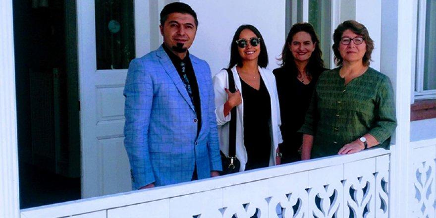 BM Kalkınma Programı Temsilcisi Kars'ta