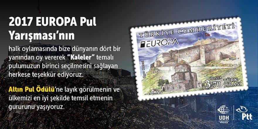 Kars Kalesi Avrupa Birincisi Oldu