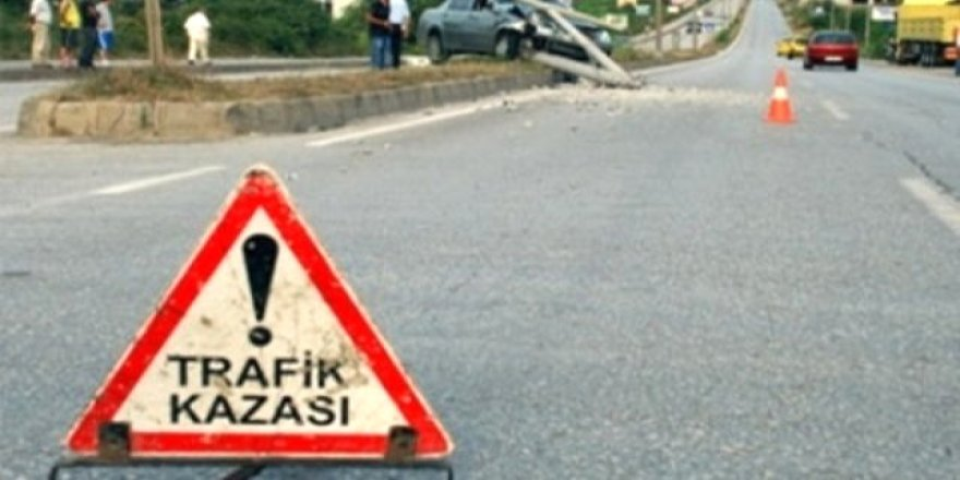 Susuz'da trafik kazası: 1 yaralı