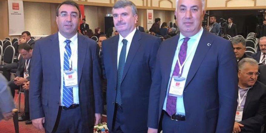 Başkanlar,Belediyeler Birliği Toplantısında