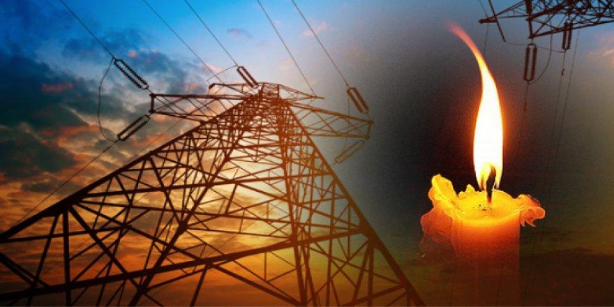 Sarıkamış'ta Elektrik Kesintisi