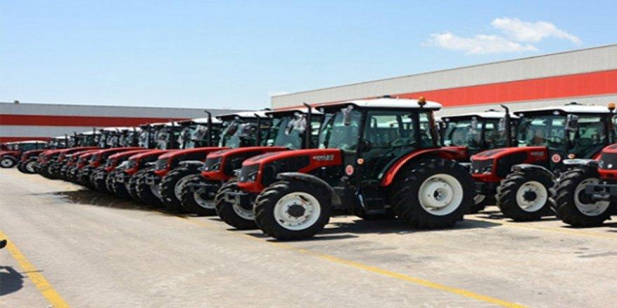 Kars'ta Traktör Sayısı 19 bin 427 oldu