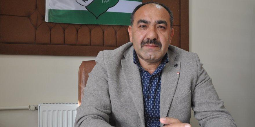 Başkan Yıldız, Ardahan maçını değerlendi