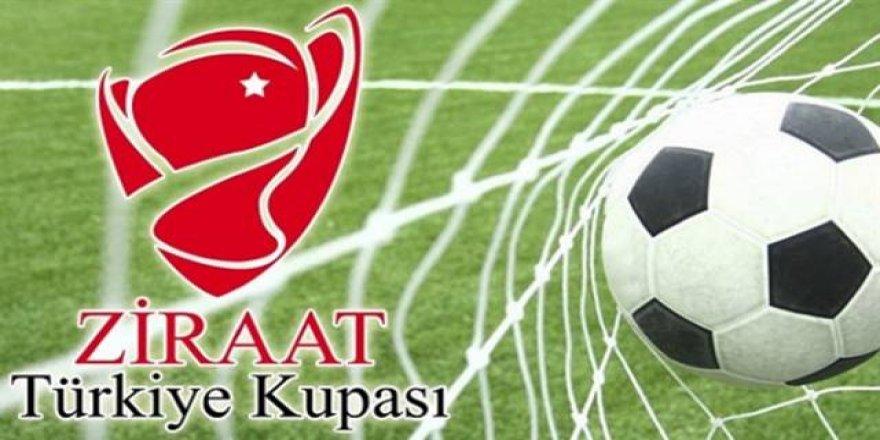 Ziraat Türkiye Kupası maç programı belli oldu