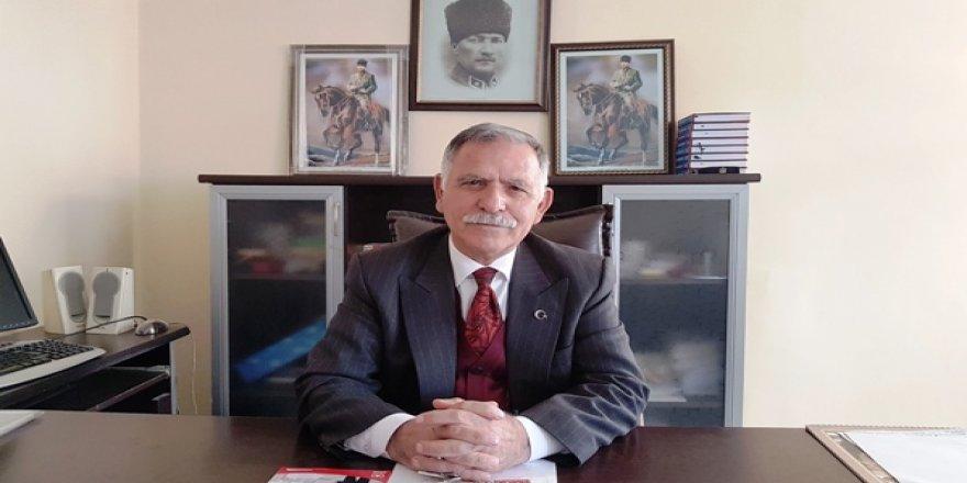 """Vatan Partisi Kars İl Başkanı Mutluer'den Çağrı: """"Dolar yasaklansın üretime geçilsin"""""""