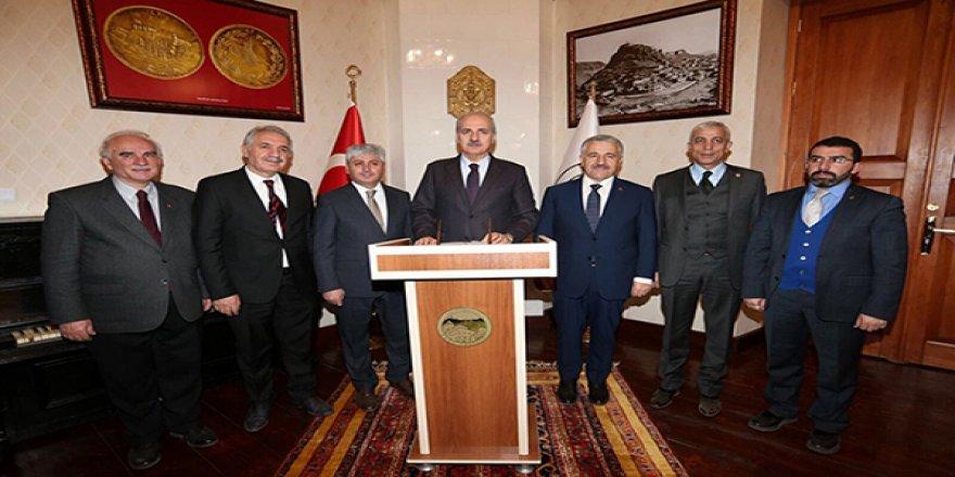 Kültür ve Turizm Bakanı Kars'ta
