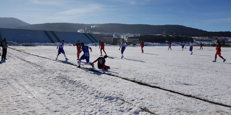 Sarıkamış Gençler Birliği Spor: 9 Gazi Kars Spor: 0