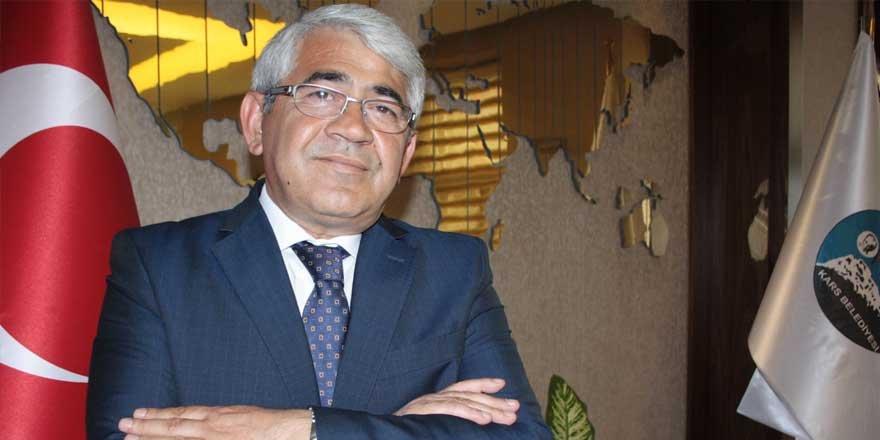Kars eski Belediye Başkanı Murtaza Karaçanta'dan Kamuoyuna Açıklama