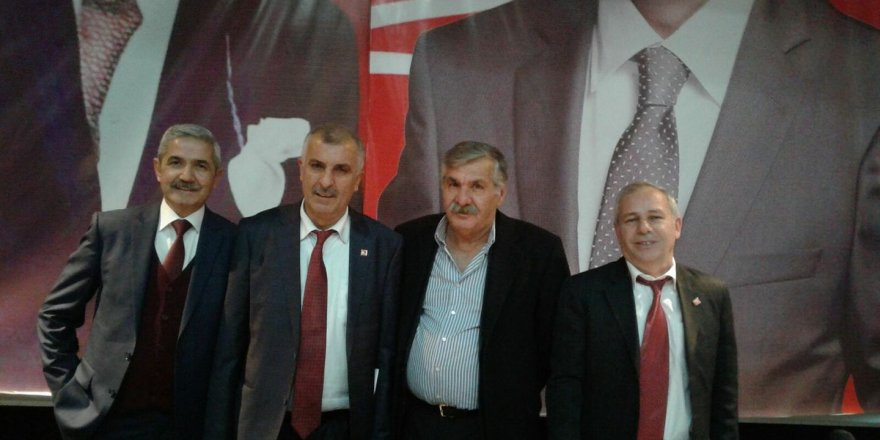 Mustafa Aras, Yeniden CHP İl Başkanı