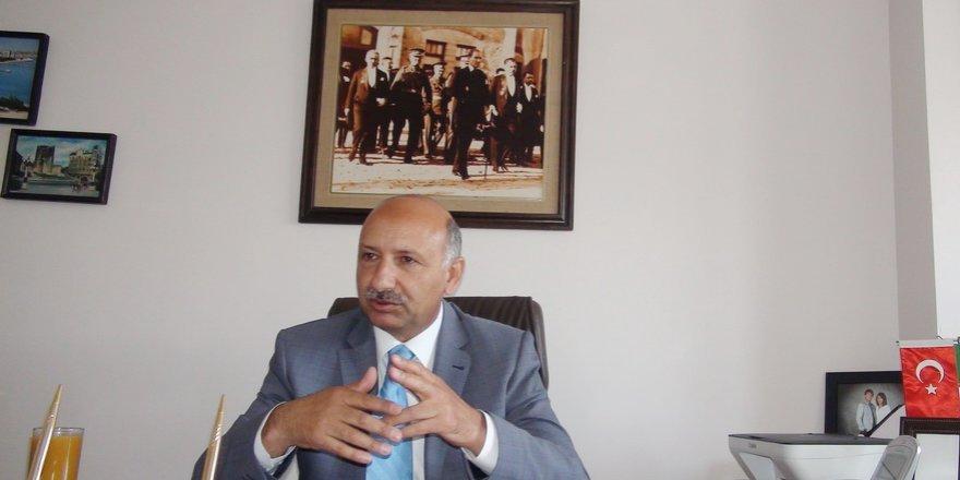 İYİ Parti Kars İl Yönetimi istifa etti