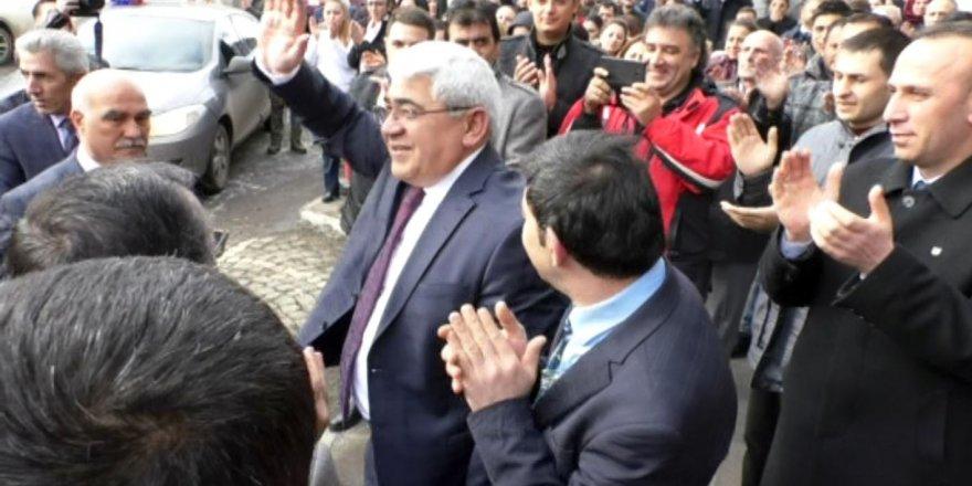 Başkan Karçanta bugün Ankara'ya Gidiyor