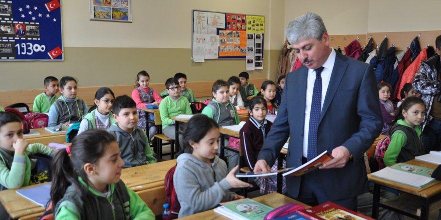 Öğrencilere Sarıkamış ve Gazi Ahmet Muhtar Paşa Çizgi Romanı