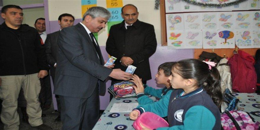 Okul Sütü Programı yeni yılda da devam ediyor