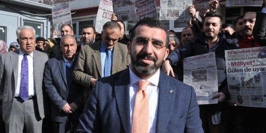AK Parti Kars İl Başkanlığı'ndan 28 Şubat açıklaması