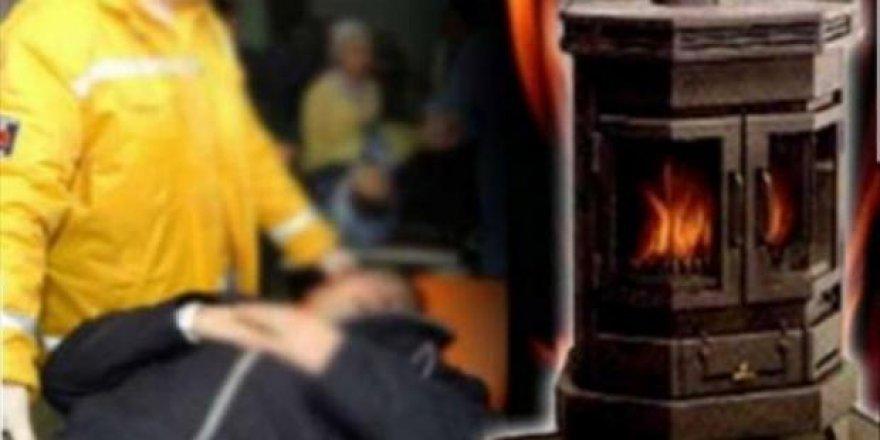 Kars'ta 12 kişi karbonmonoksitten zehirlendi