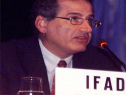 IFAD ile Anlaşma İmzalandı