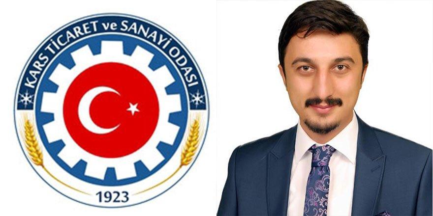 Türkiye'nin en gençTicaret ve Sanayi Odası Başkanı Ertuğrul Alibeyoğlu olacak
