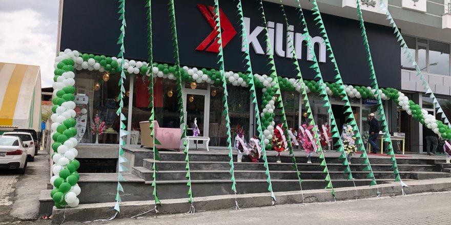 Kilim Mobilya Kağızman'da Hizmete Açıldı