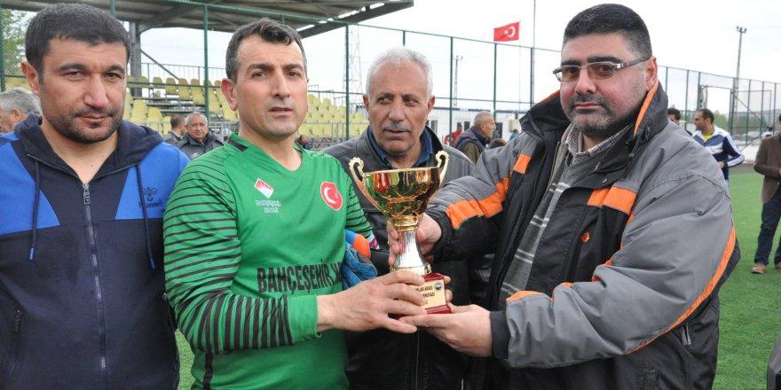 """""""Kurumlar Arası Futbol Turnuvası"""" sona erdi"""
