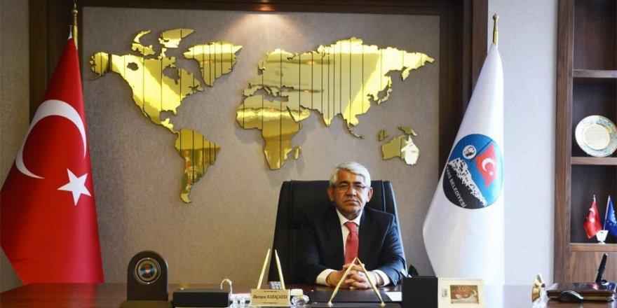 Cumhur ittifakına Başkan Karaçanta'dan tam destek