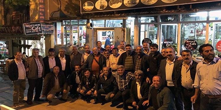 Kars ASKF'den geleneksel iftar buluşması