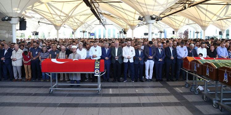 Erdoğan Yıldırım'ın abisi vefat etti