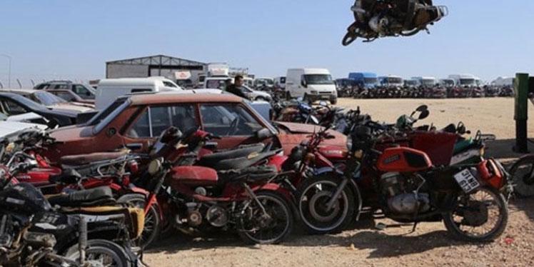 Kars'ta 3 yıl içinde hurdaya ayrılan araç sayısı 298 oldu