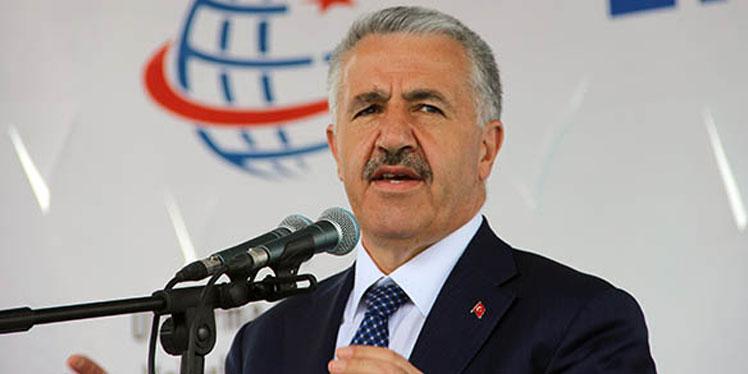 UDH Bakanı Arslan'dan Kağızman'a Doğalgaz müjdesi