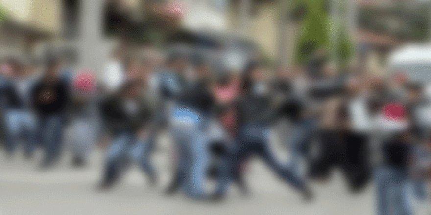 Ölçülü Köyü'nde kavga: 14 yaralı