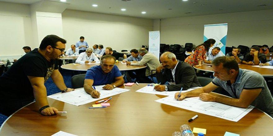 Habitat Sosyo - Ekonomik Kalkınma Programı ile yerel girişimcilere yönelik teknik destek sağlayacak