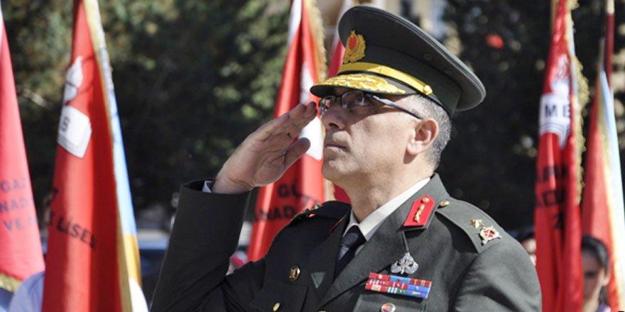 Kars Tugay Komutanı Tuğgeneral Turan İnan'ın görev yeri değişti